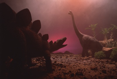 Dinosaurs did not survive the end of the Cretaceous period ©Getty Images