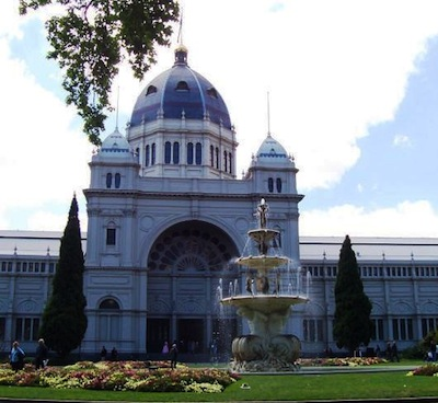 Melbourne Exhibition Building ©Getty Images