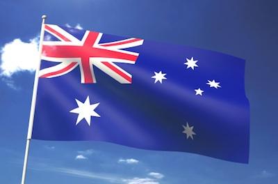 Flag, Anthem and emblems of Australia — kidcyber