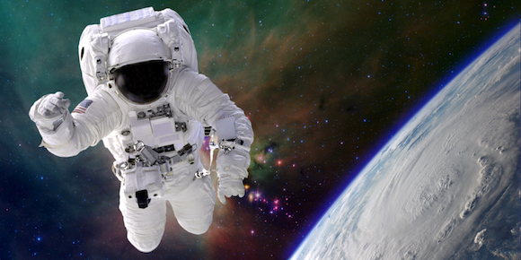 Spacewalk suits protect astronauts and cosmonauts while they are outside the spacecraft © Getty Images