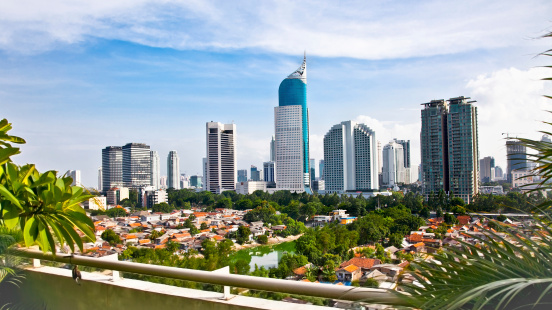 Jakarta is the capital city © iStock image