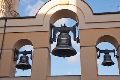 Church bells ©iStock