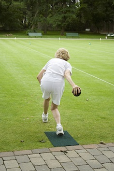 lawn bowls ©Getty Images