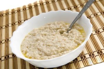 A bowl of porridge. Image©iStock