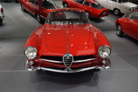 Alpha Romeo has been a popular Italian car since the 1950s. © Getty Images