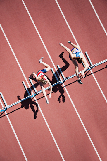 In The Hurdles Races There Are Ten Made Of Wood And Metal Which Runners Jump Over Mens 110 400 Metres Womens