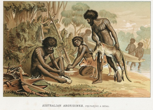 Aboriginal people had lived in Australia for more than 50 000 years before European settlement. Getty Images