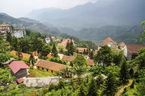Sapa, Vietnam. Photo©iStock