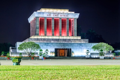 Mausoleum of Ho Chi Minh. Image©iStock