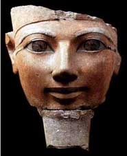 Queen Hatshepsut ©Getty Images