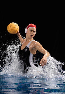 Women's water polo was a sport at the 2000 Games © Getty Images