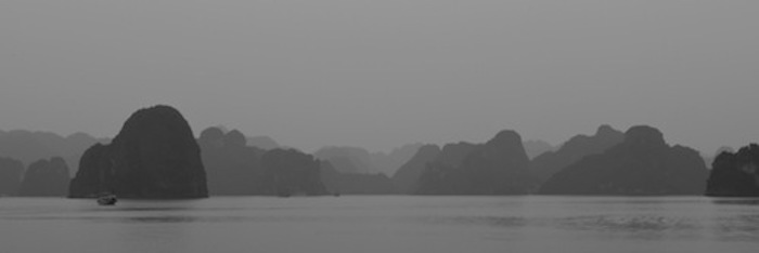 Halong Bay, a World Heritage site. Getty Images