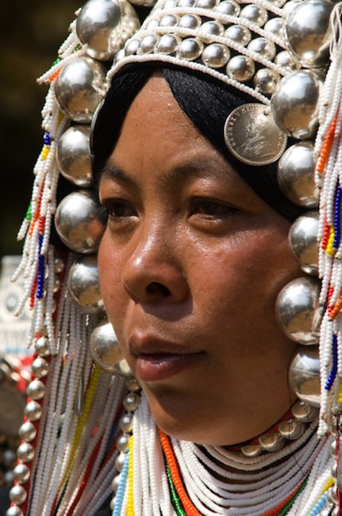 A woman of the Akha tribe. Photos.com