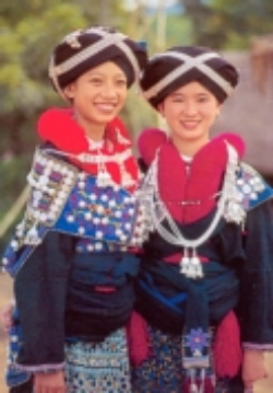 Two Lawa women. Photos.com