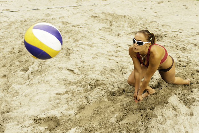 Beach volleyball©Getty
