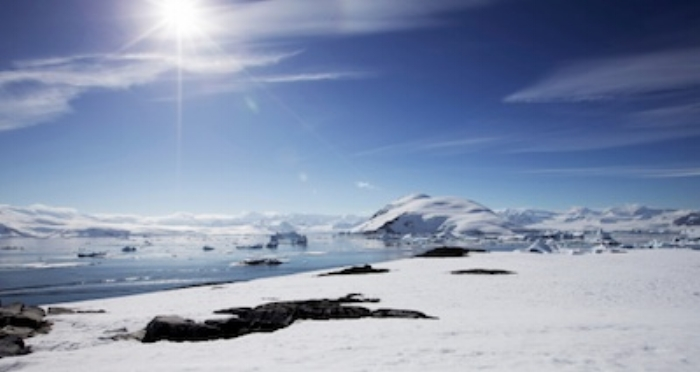 Summer in Antarctica ©Getty Images