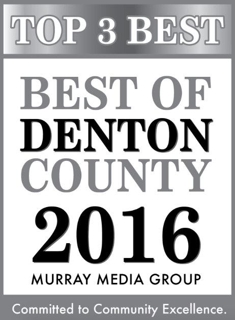 Voted  Top 3 Birth Doula  in Denton County for 2016!