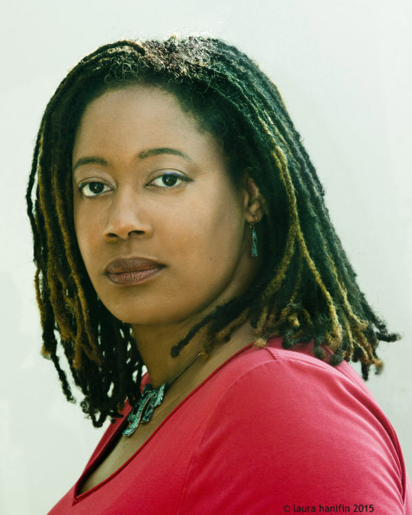 Author N.K. Jemisin.