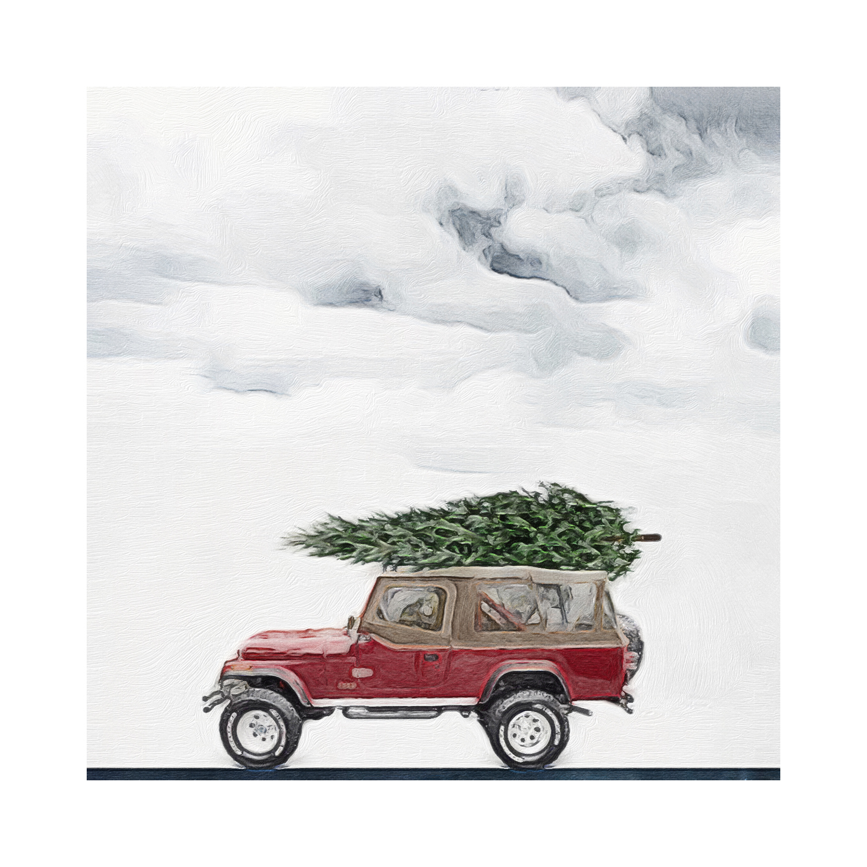 Christmas Jeep.Jeep Christmas Llinella