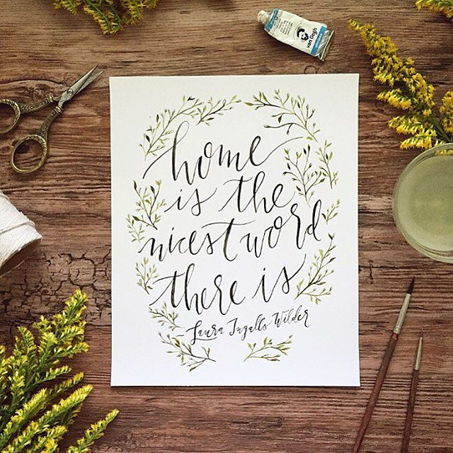 Laura Ingalls Wilder said it best 💛 new to the shop!