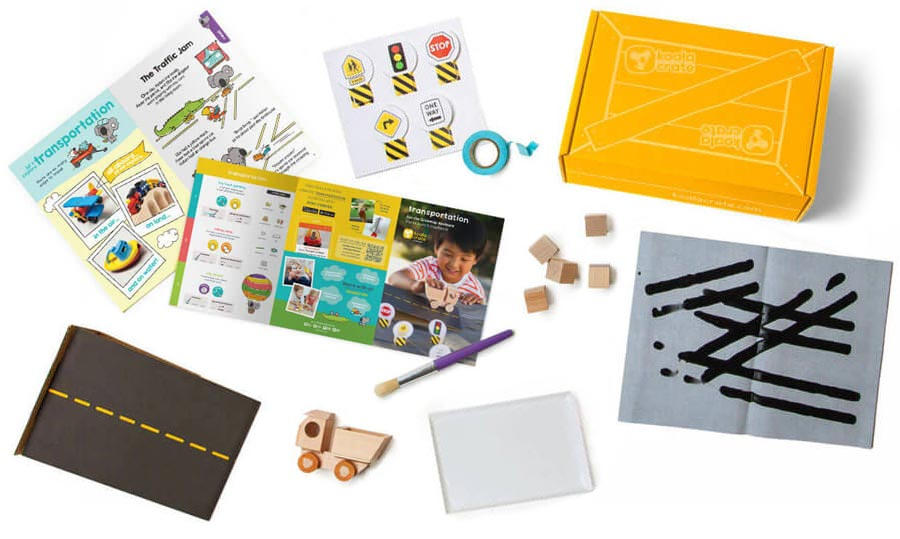 Subscription boxes - Kids love those rare times when something arrives in the mail just for them, and a subscription box will give them something to look forward to each month. It's a gift that keeps on giving all year. There are some great creative and educational boxes available, like Kiwico, which shows kids how to be scientists, artists, creators and makers with hands-on activities and projects. They have a different box for each age group, even the really little ones!