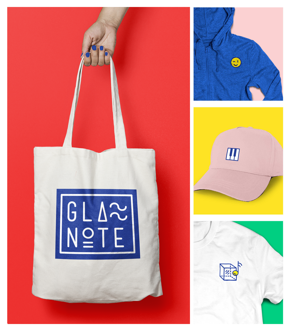 The merchandise will be a more liberal exploration of the brand's playfulness.