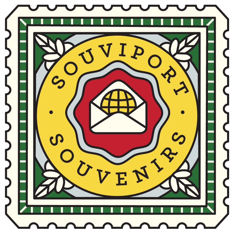 Souviport is a monthly subscription-based service I conceived and strategized.