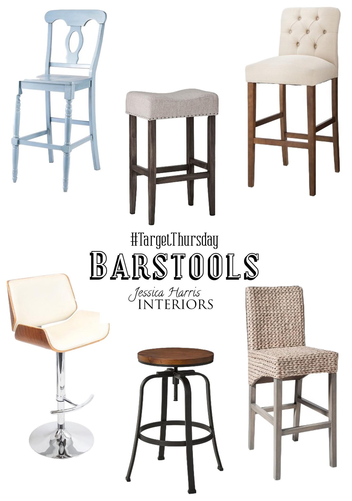 Fantastic Target Thursday Barstools Jessica Harris Interiors Short Links Chair Design For Home Short Linksinfo