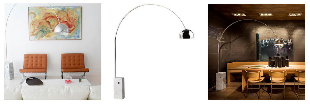 Image Source Flos Lighting & FLOS Lighting u0026 The ARCO Light: My first love of Modern Interiors ...