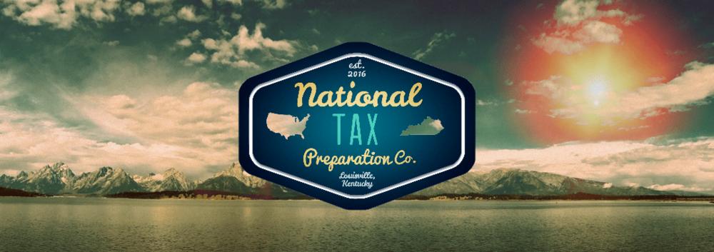 National Tax Preparation Company Logo