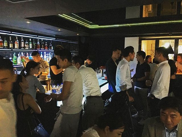 The Wolf is howling on Friday night! #WolfMarket #BuyLowDrinkUp #lkf #hongkong