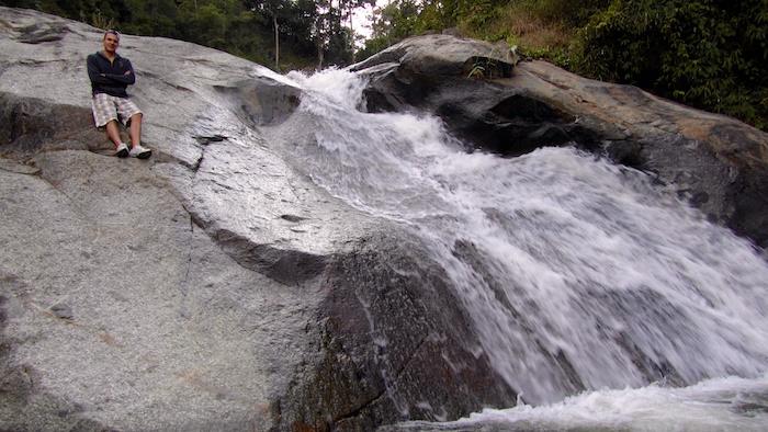 Pai, Thailand - Mor Paeng Waterfall