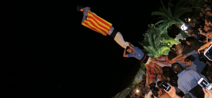 Castell - a Catalan tradition
