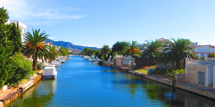 Canals of Empuriabrava