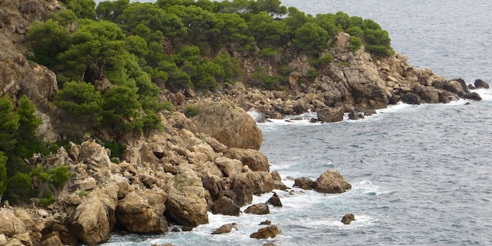 Costa Brava - the rugged coast
