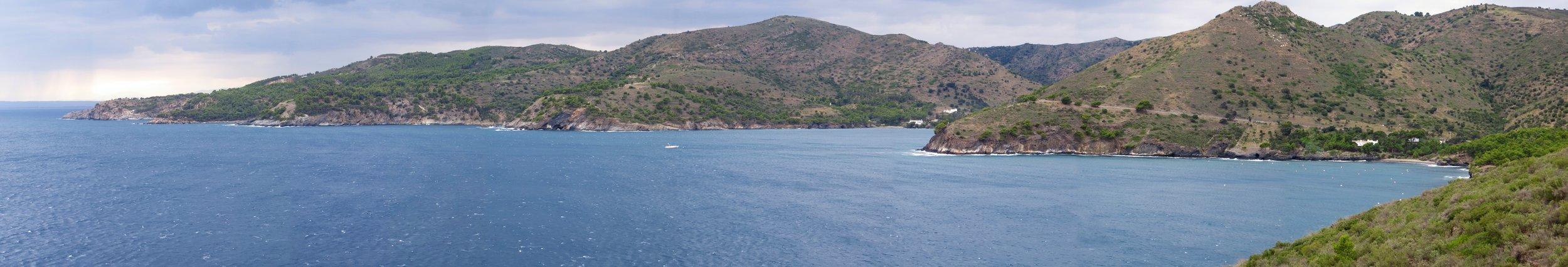 Punta de la Ferrera at Cap de Creus