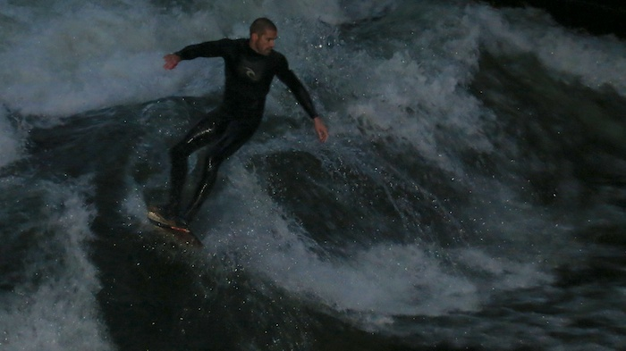 Surfing in Munich... who would of thought?