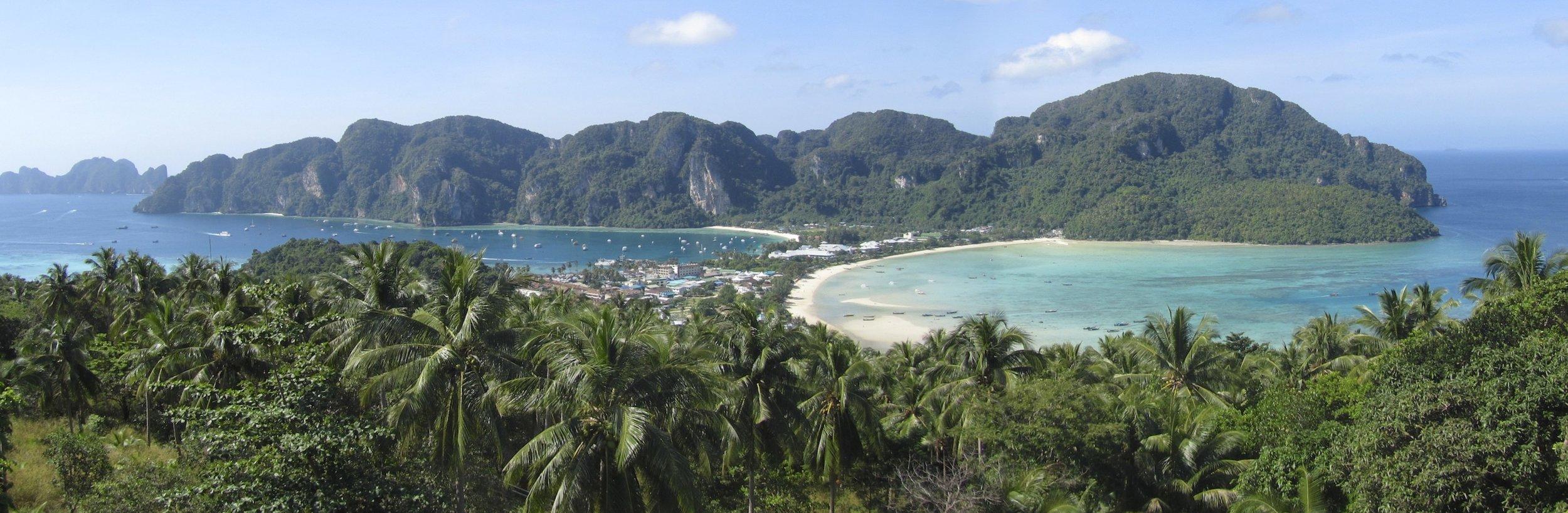 The Island of Ko Phi Phi