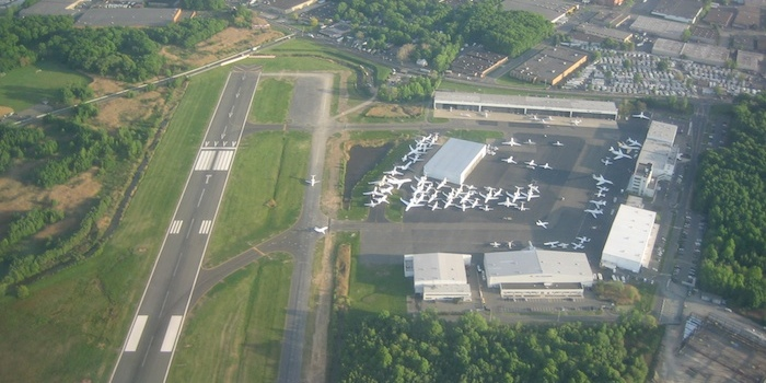Teterboro is the busiest business airport in the world - that is one of many FBOs