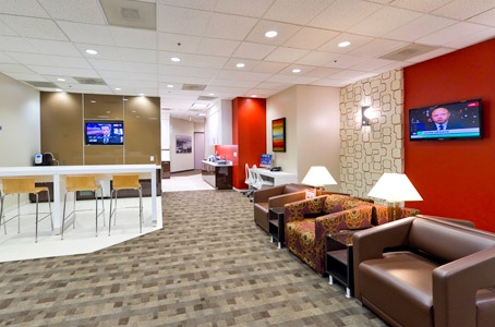 Mountain View Regus Business Lounge (from Regus)