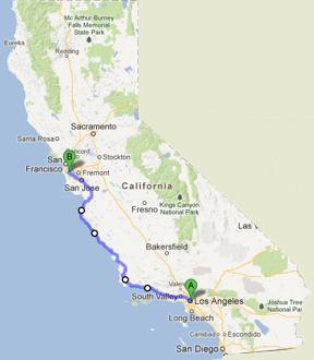 california drive