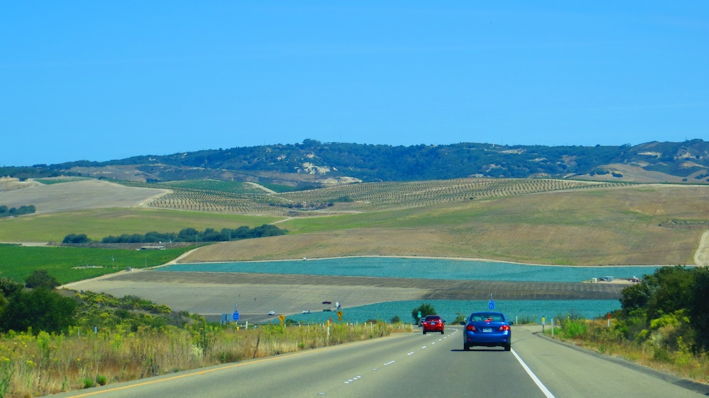 The 'inland' portion of CA HWY 1 between Santa Barbara and San Luis Obispo is nothing special and could be skipped