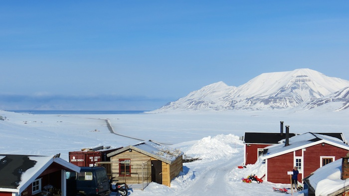 Green Dog Svalbard - a small operation in a beautiful setting