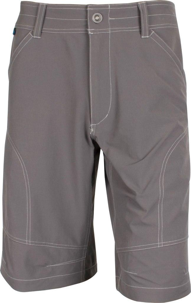 Kuhl's Renegade shorts - stylish (I hope), light, quick drying, and pretty neutral color