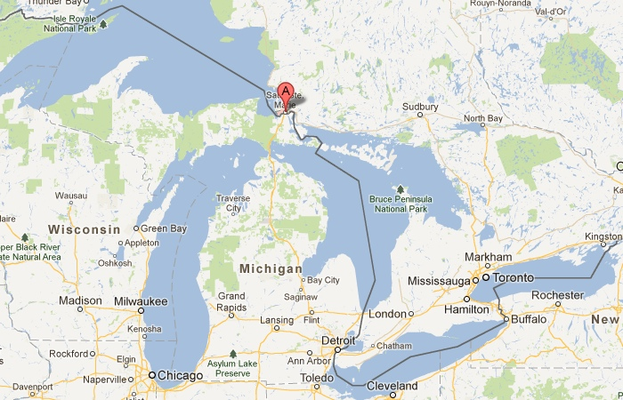 Sault Ste. Marie, Ontario - the place to go fly fishing