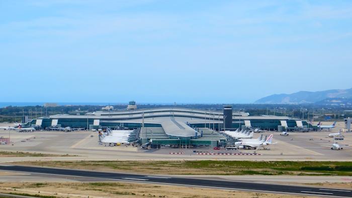 Barcelona El Prat Airport Terminal 2