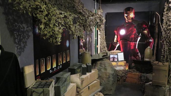 Ironman Display at Lone Pine Film Museum