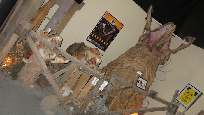 Tremors at Lone Pine Film Museum