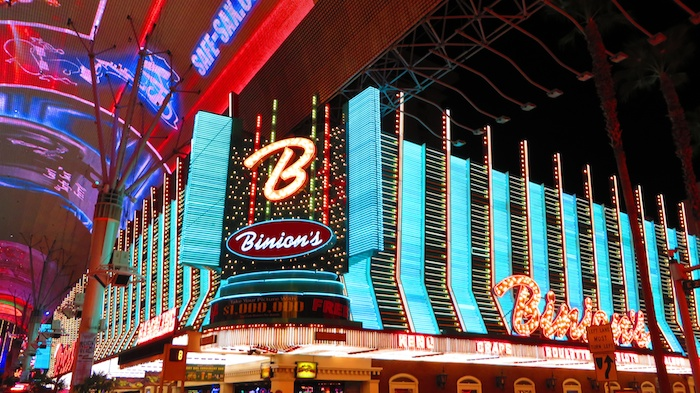 Binion's at Freemont Street