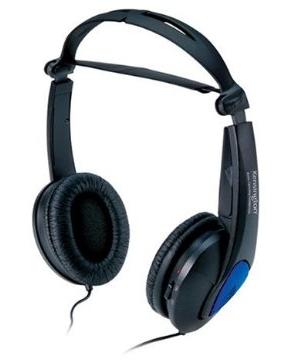 kensignton noise canceling headphones on amazon